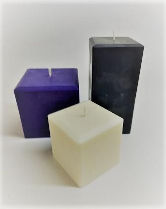 Square Pillars