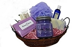 Fragrance Gift Basket